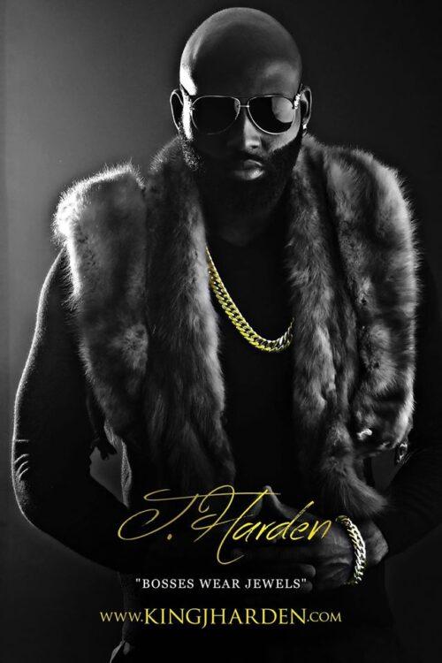 King J. Harden